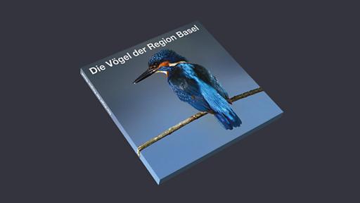 CD-ROM Die Vögel der Region Basel – CD-ROM Hülle Umschlag