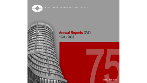 DVD Bank for International Settlements – DVD Hülle Vorderseite