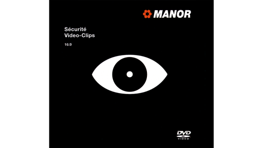 DVD Manor Sécurité Video-Clips – DVD Hülle