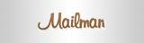 Logo Mailman farbig
